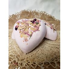 Rose Petal Passion Foaming Bath Bomb