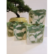 Emerald Isle: Lime Agave Soap with Lime Butter