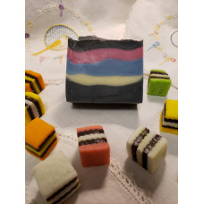 """Allsorts Licorice """"candy"""" soap"""