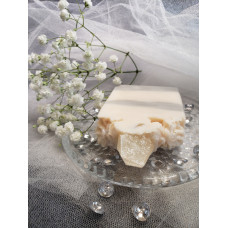 Diamond Sparkle Baby's Breath soap